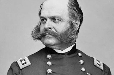 Ambrose Burnside, 1865