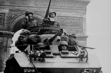 Liberation of Paris, 1944