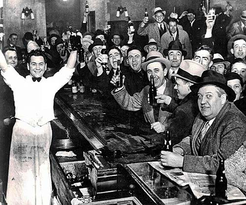 why prohibition was repealed in 1933 essay first amendment to be repealed  why did prohibition last so long essay  constitution and was finally revoked in 1933 prohibition was always considered a .