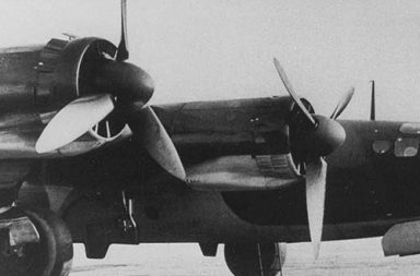Messerschmitt Me 264 Amerika bomber, its objective: being able to strike continental USA, 1942