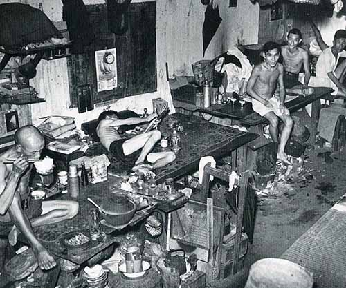 Image result for opium den