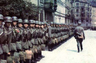 German Soldiers 1941 (Location Unknown) 1