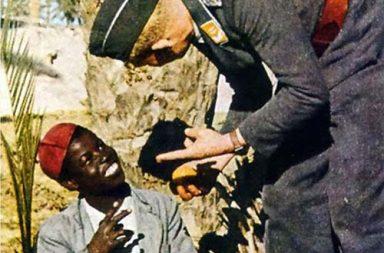 A Luftwaffe pilot in Africa, 1941