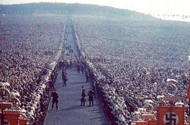 Reichserntedankfest rally (Thanksgiving Celebration of the Reich), 1934
