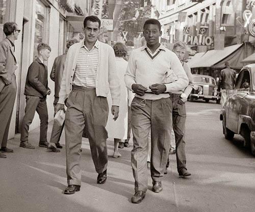 Image result for Pele 1958