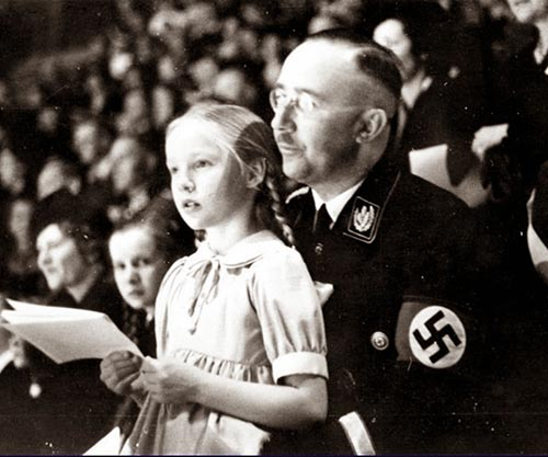World History Analysis And Views: Heinrich Himmler's