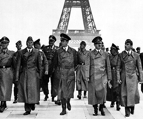 Hitler S Tour Of Paris