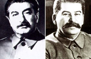 Stalin's body double, 1940s