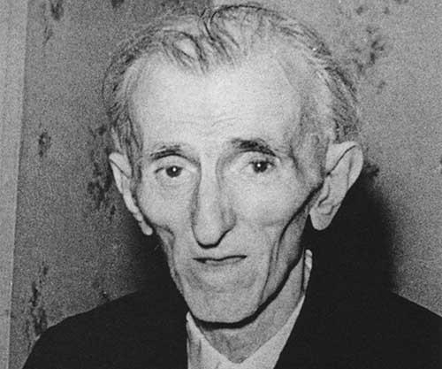 Last Picture Of Nikola Tesla 1943