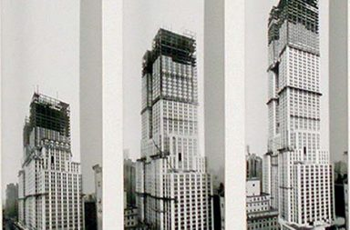 The speed with which they built the Empire State Building, 1931