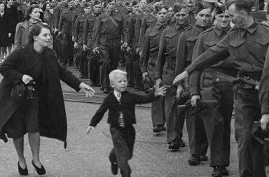 """Wait for me, Daddy"", 1940"