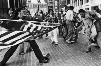 The Soiling of Old Glory, 1976