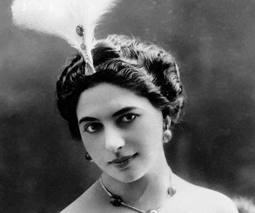 Mata Hari The Notorious Wwi Spy 1905 1917