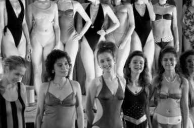 First Miss Soviet Union beauty pageant, 1988