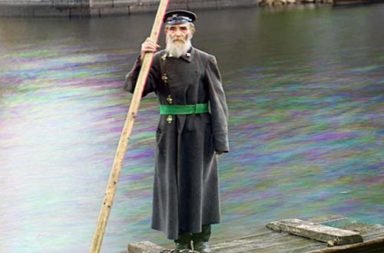 Rare color pictures from Russian Empire, 1905-1915