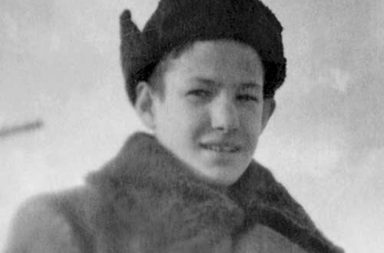 Photos of young Boris Yeltsin, 1940s-1980s