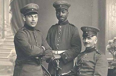 Africans in German Imperial Army, 1870-1918