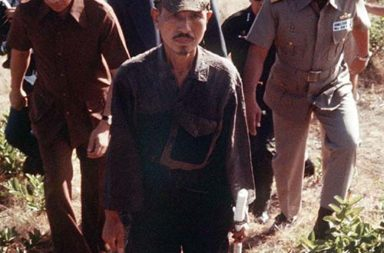 Hiroo Onoda, the soldier who refused to surrender for decades, 1974