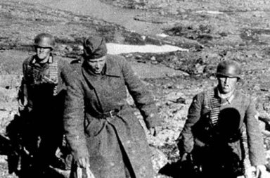The story of two Soviet prisoners of war who were killed in the Murmansk foothills, 1941
