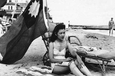 Chinese Americans labling themselves to avoid being confused with the hated Japanese Americans, 1941