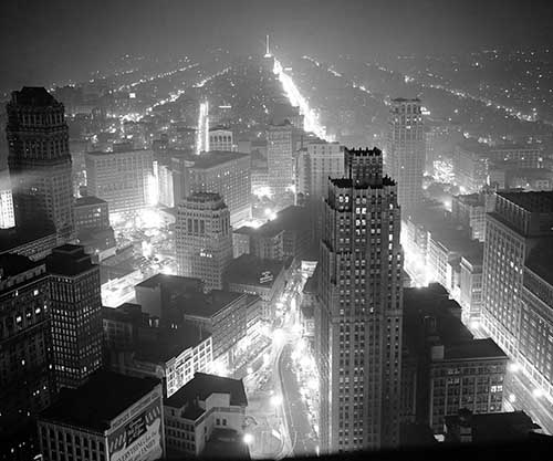 Detroit During The Early 1940s
