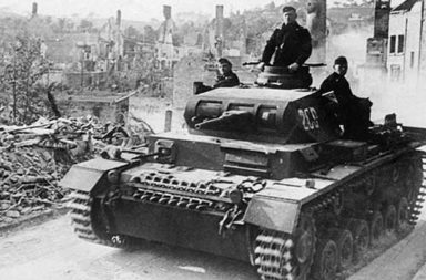 German invasion of Western Europe and the Fall of France, 1940