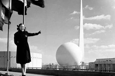 Pictures from New York World's Fair of 1939