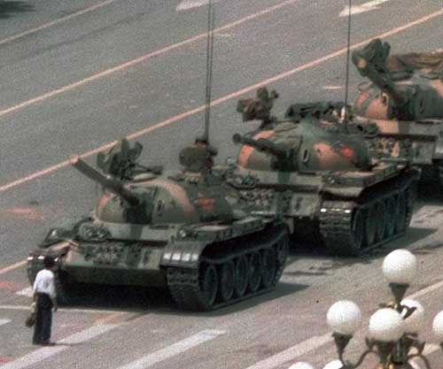 The Tiananmen Square protests in pictures, 1989
