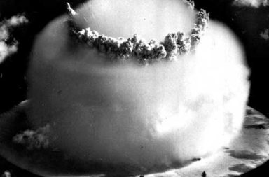 The Trinity Test, the day the Nuclear Age began, 1945