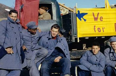 American prisoners of war who refused to return to America at the end of the Korean War, 1960s