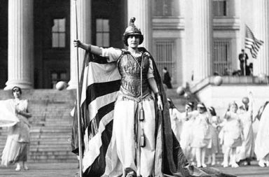 The Woman Suffrage Parade of 1913