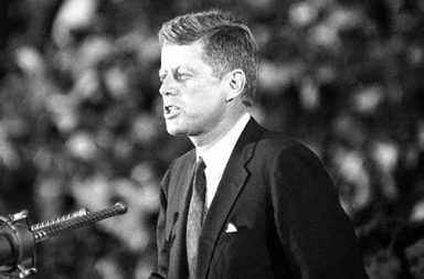 John F. Kennedy in pictures, 1938-1963