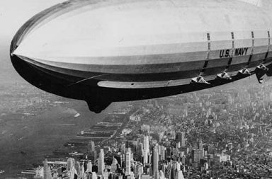 The forgotten airships, 1900s-1940s