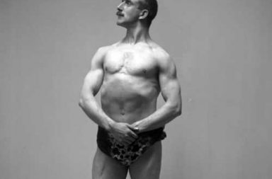 The first modern bodybuilders, 1900s