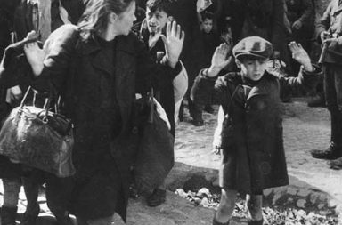 The Holocaust in a few pictures, 1939-1956