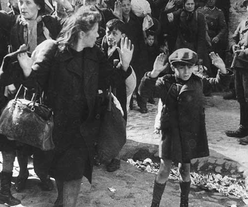 the holocaust in a few pictures 1939 1945