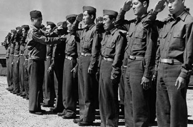 This Japanese-American fightin unit was one of WWII's most decorated, 1943-1945