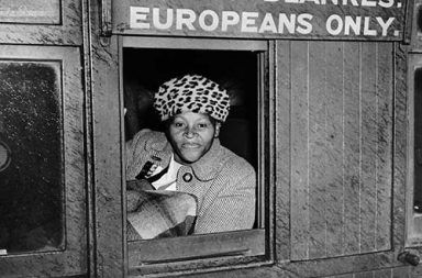 The racist signs of Apartheid, 1950-1990