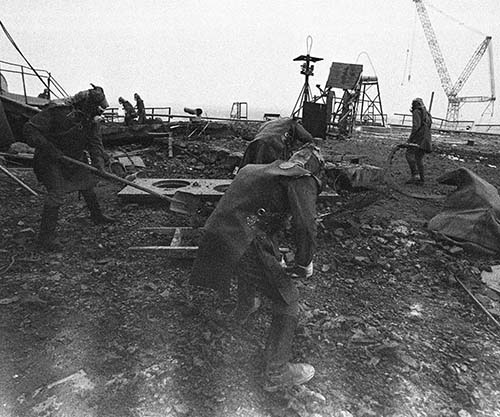 Chernobyl Disaster In Rare Pictures 1986