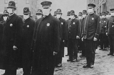 Remembering the deadly Spanish Flu, 1918-1920