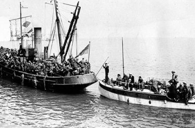 The Miracle of Dunkirk in rare pictures, 1940