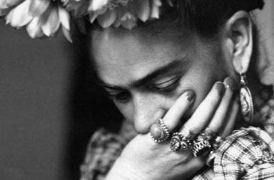 Frida Kahlo before Fridamania swept the world, 1944