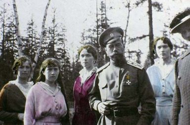 Intimate photos of the Romanovs, shortly before their execution, 1915-1916