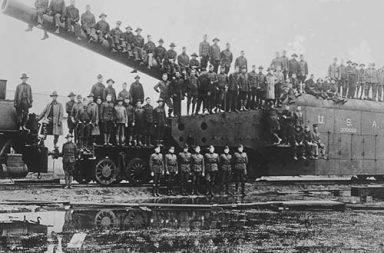 When railway guns ruled, 1916-1944