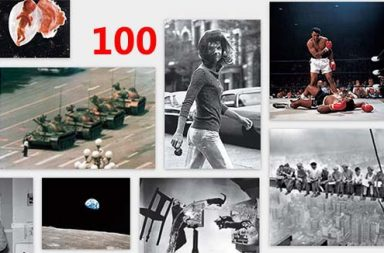 The 100 most influential historical pictures of all time