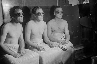 The photo history of Light Therapy