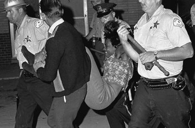 The Civil Rights battles in rare historical pictures, 1964