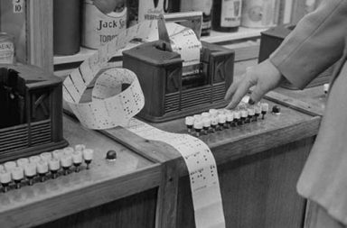 Keedoozle: America's first fully automated store, 1949