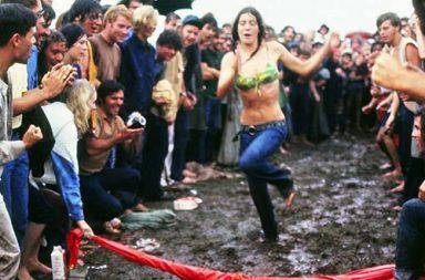 Remembering the original Woodstock, 1969