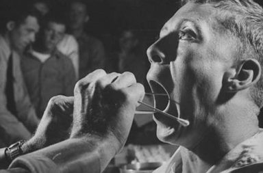 Making the vaccine against the Influenza Outbreak of 1957